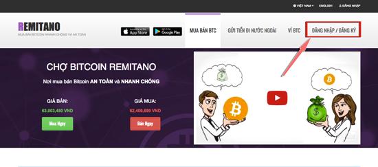 Hướng dẫn đăng ký tài khoản và giao dịch Bitcoin trên sàn Remitano từ A- Z Huong-dan-dang-ky-tai-khoan-remitano-001