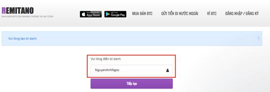 Hướng dẫn đăng ký tài khoản và giao dịch Bitcoin trên sàn Remitano từ A- Z Huong-dan-dang-ky-tai-khoan-remitano-05
