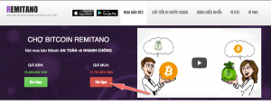 huong dan ban bitcoin tren remitano