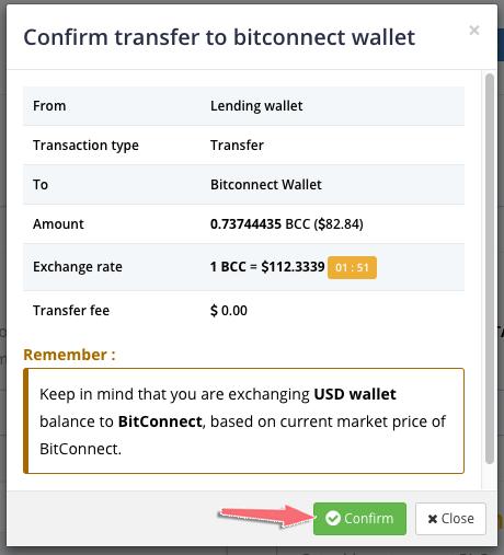 rut tien tu bitconnect ve vietcombank