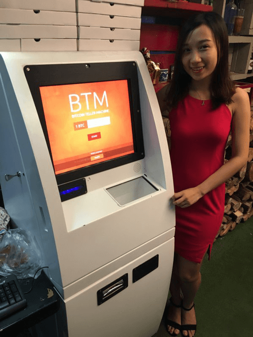 may ATM bitcoin tai VietNam