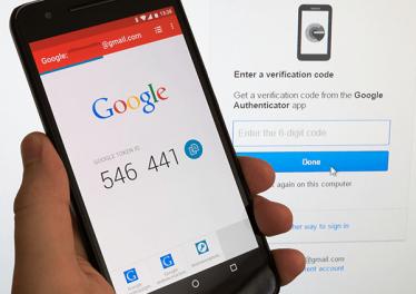 cach bao mat gmail bang google authenticator