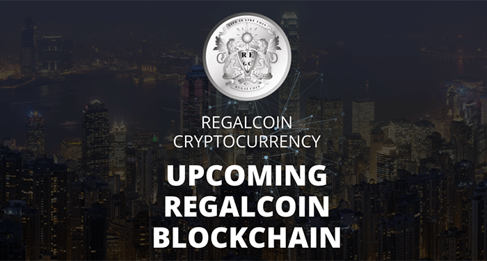 dự án đầu tư regalcoin