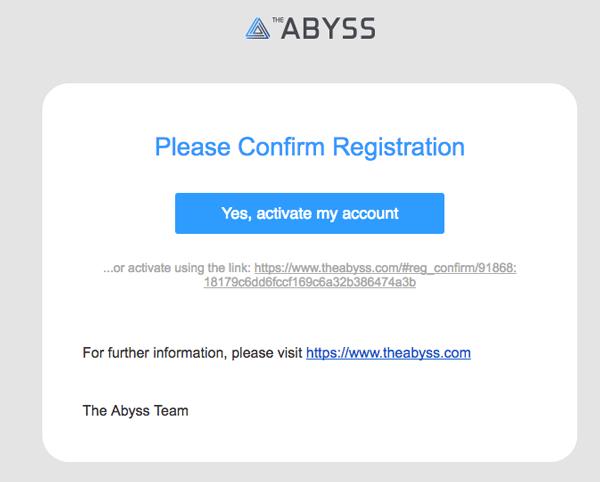 xac minh qua email