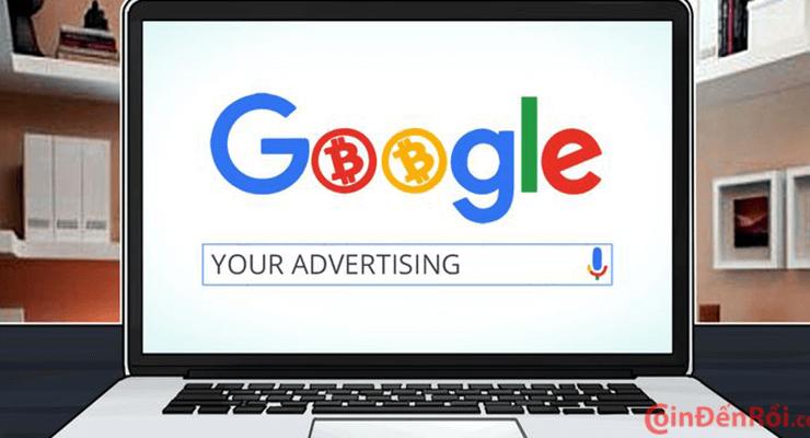 google de bo lenh cam quang cao crypto