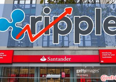 Banco Santander Bank chinh thuc su dung ripplenet